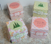 Warm Wishes Cupcake Boxes