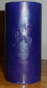 Embossed Candle