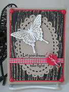 winged graduation card