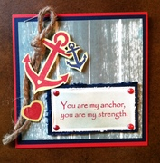My Anchor and Strength