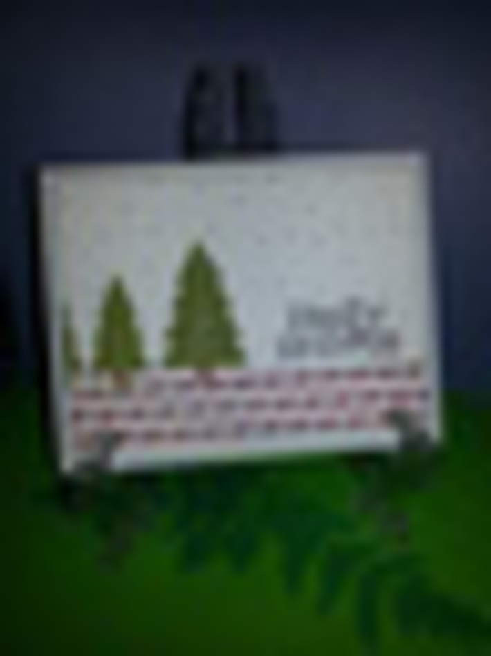 Happy Holidays Mixed Stamps