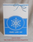 Blue Peace-Love-Joy