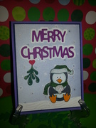 GKD Penguin with Cameo Sentiment
