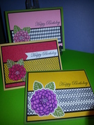 GKD  Flower with a Lots of Washi strip!