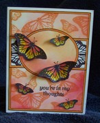 Butterfly Thoughts for Ruth