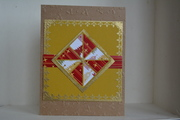 Quilted Holiday Star