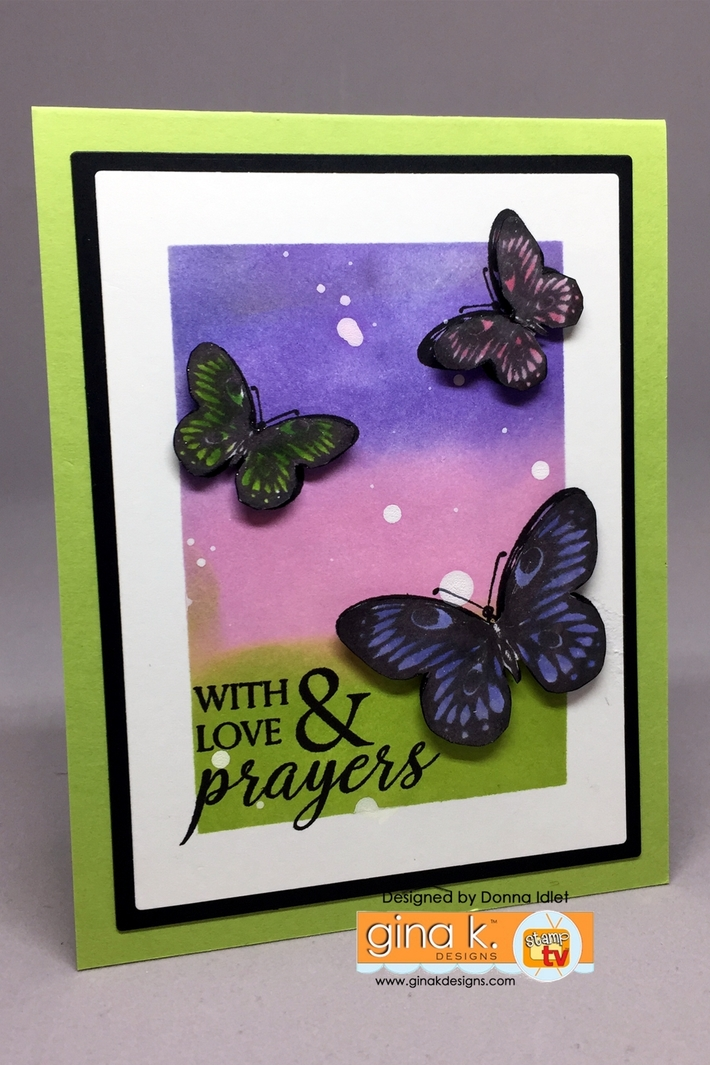 With Love & Prayers by Donna Idlet GKD DT