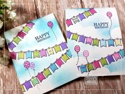 Video: Stamped Banners & Balloons