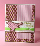 Sketch Challenge with Patterned Papers