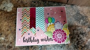 Pattern Paper Birthday