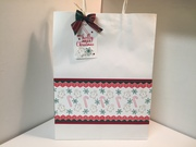 Gift bag and tag