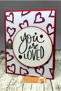 You Are by Lisa Hetrick - You Are Loved