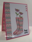 Spring Wellies 2