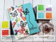 Women of Faith Butterfly Card