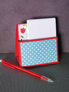 note card holder