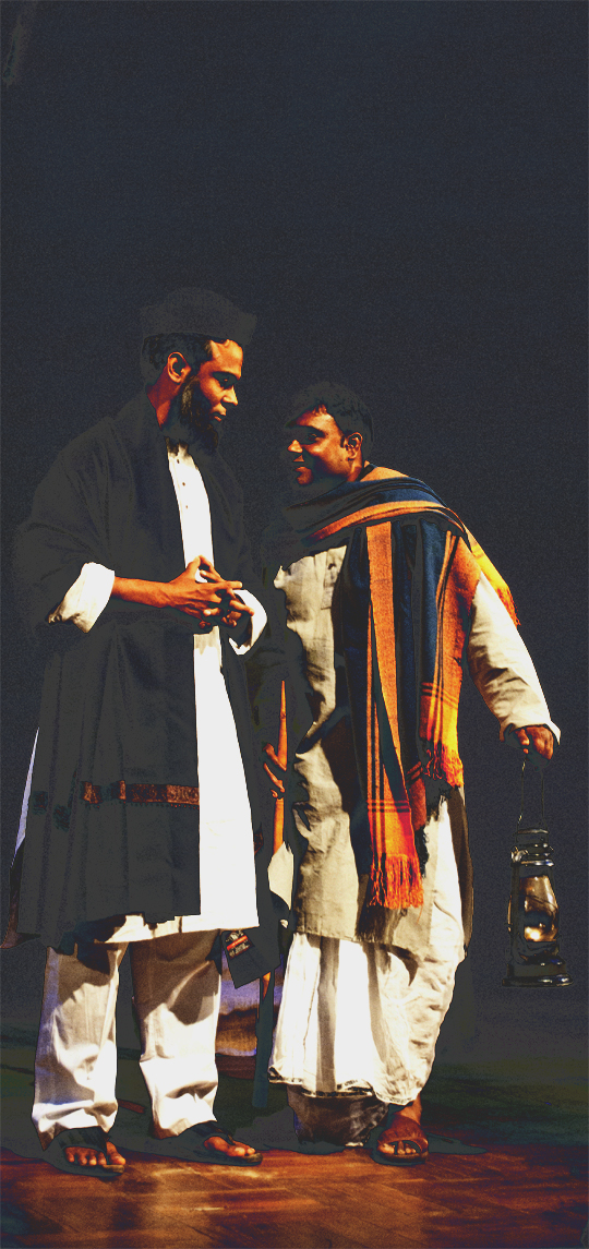 a drama production of universal theatre