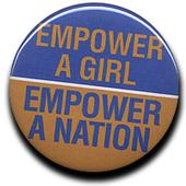 Empower a girl, empower a nation
