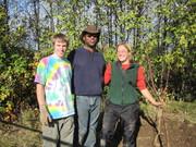 350 Perennial Planting at Suqalicum High