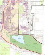 Samish Neighborhood Map