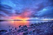 Squalicum Beach Sunset