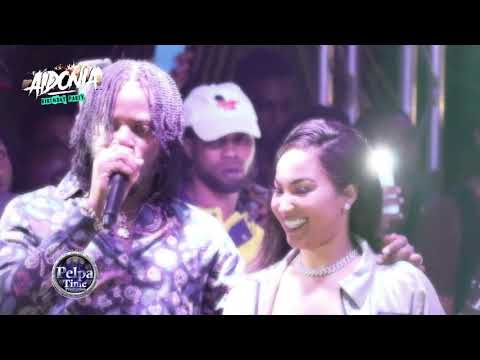 Performances At Aidonia Birthday Bash/Party  IN Ocho Rios 2019