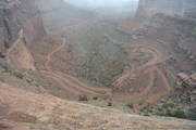 Canyonlands - Shafer Road