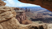 The Canyonlands - Mesa Arch