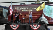 Tea Party Express Bus Tour -- Novi, MI -- 9/20/2012