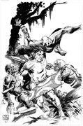Tarzan_Fights