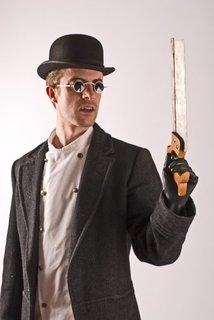 Dr. Matt Wilkinson, The Doctor of Clockwork Quartet
