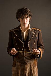 Patrick, The Conductor of Clockwork Quartet