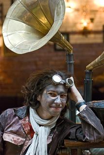 Ash Gardner, The Engineer of Clockwork Quartet