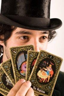The Magician of Clockwork Quartet