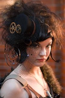 Hannah Ballou of Clockwork Quartet