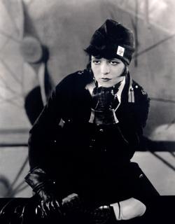 Clara Bow - Wings
