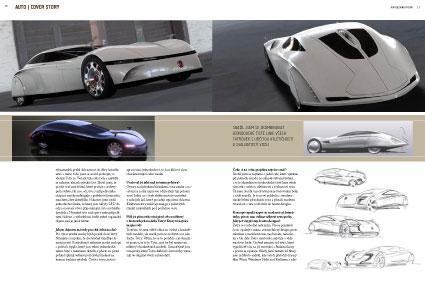 Tatra 903 concept car