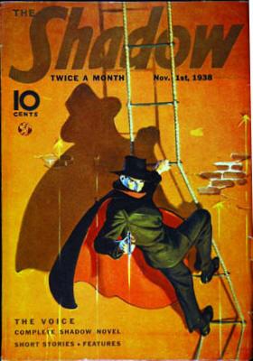 The Shadow comic
