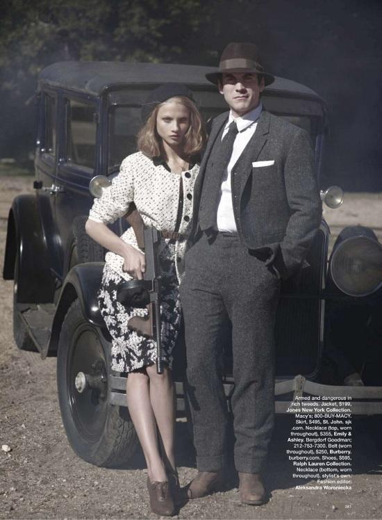 Harpers Bazar (March 2010)