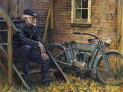 Willie G by David Uhl