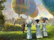 Victorian Ascention by David Uhl