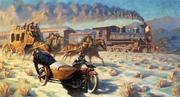 The Great Race by David Uhl
