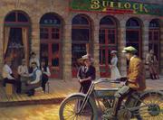 Stranger In Town by David Uhl