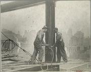 Empire State Building construction photos