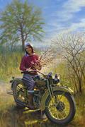 Vivian Bales - The Enthusiast Girl by David Uhl