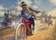 The Ironhorse Heist by David Uhl