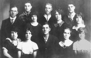 Perry Fine Family - 1924