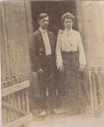 Walter Sowers and Mattie Switzer