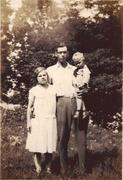Pollitt Family Robert Lillian and Russell