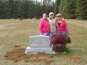 mom gravesite