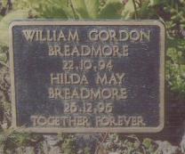 William Gordon and Hilda May